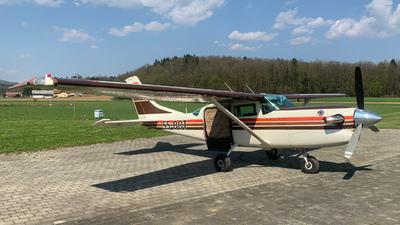 A picture of S5DOT - Cessna U206F Stationair - [U20602179] - © coticj