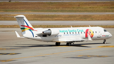 A picture of CP2733 - Mitsubishi CRJ200LR - Amaszonas - © Filipi Souza