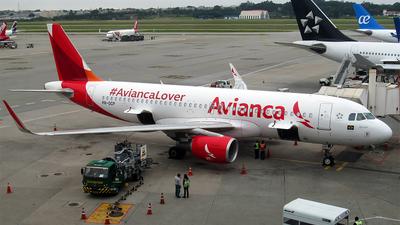 PR-OCP - Airbus A320-214 - Avianca Brasil