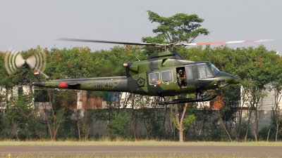 HA-5174 - Bell 412EP - Indonesia - Army