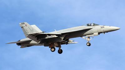 166826 - Boeing F/A-18E Super Hornet - United States - US Navy (USN)