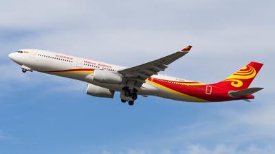 B-304K - Airbus A330-343 - Hainan Airlines