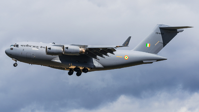 CB-8007 - Boeing C-17A Globemaster III - India - Air Force