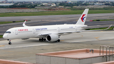 B-306Y - Airbus A350-941 - China Eastern Airlines