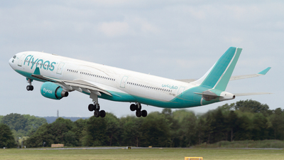 CS-TMT - Airbus A330-321 - Flynas (HiFly)