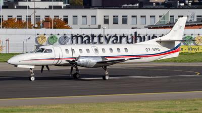 OY-NPG - Fairchild SA227-DC Metro 23 - North Flying