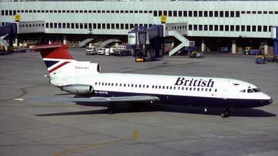 G-AVFN - Hawker Siddeley HS-121 Trident 2 - British Airways