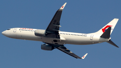 A picture of B1321 - Boeing 73789P - China Eastern Airlines - © Flying Shark