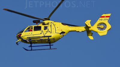 HB-ZEN - Eurocopter EC 135T2 - HUG Base Hélicoptère