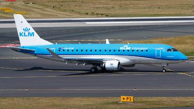 PH-EXW - Embraer 170-200STD - KLM Cityhopper