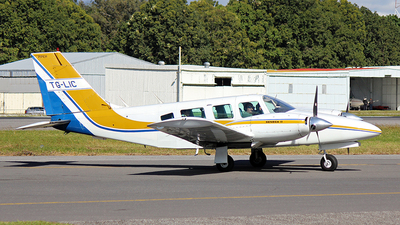 TG-LIC - Piper PA-34-200T Seneca II - Private