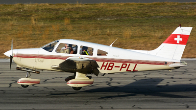 HB-PLL - Piper PA-28-161 Warrior II - Private
