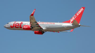 A picture of GJZHZ - Boeing 7378MG - Jet2 - © Michael Sender