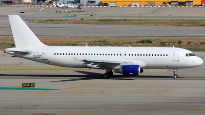 EK-32008 - Airbus A320-211 - Atlantis European Airways