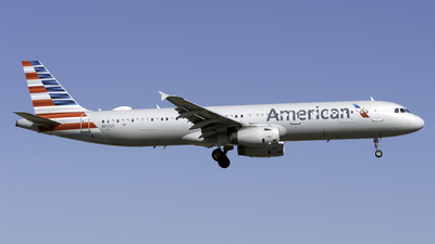 A picture of N917UY - Airbus A321231 - American Airlines - © Kerrigan_Aviation_NJ