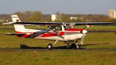 D-EIBF - Reims-Cessna F152 II - Motorflugschule Egelsbach