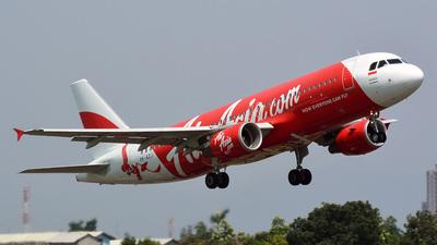 PK-AZJ - Airbus A320-214 - Indonesia AirAsia