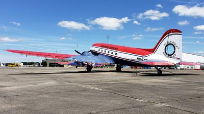 N64767 - Douglas C-47A Skytrain - Airborne Support