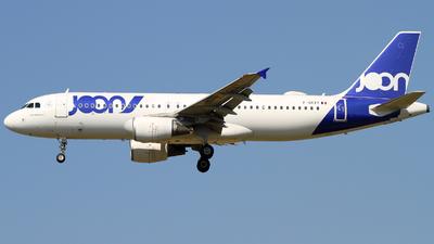 F-GKXY - Airbus A320-214 - Joon