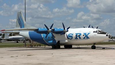 UK-11418 - Antonov An-12B - SRX (Avialeasing Aviation Company)