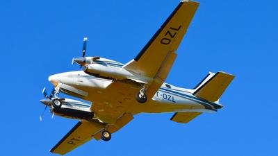 PT-OZL - Beechcraft C90B King Air - Brazil - Government of Parana