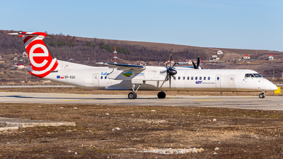 A picture of SPEQG - De Havilland Canada Dash 8400 - LOT - © B/art