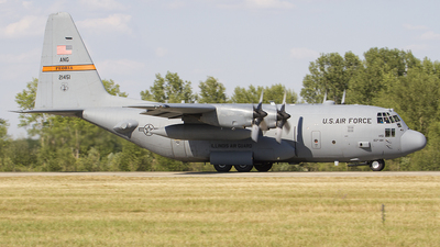 92-1451 - Lockheed C-130H Hercules - United States - US Air Force (USAF)