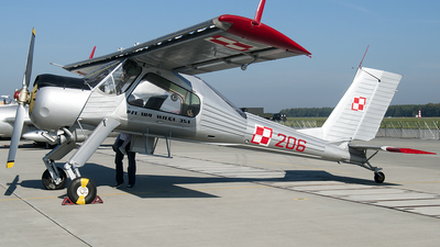 206 - PZL-Okecie 104 Wilga 35A - Poland - Air Force