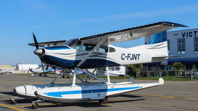 C-FJNT - Cessna 185D Skywagon - Private