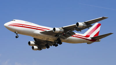 A picture of EX47001 - Boeing 747222B(SF) -  - © Shajie Hussain
