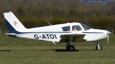 G-ATOI - Piper PA-28-140 Cherokee - Private