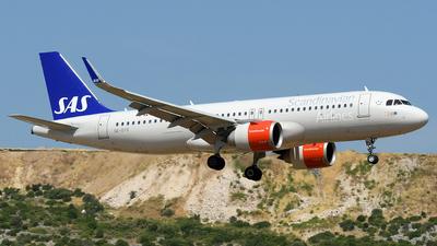 SE-DYD - Airbus A320-251N - Scandinavian Airlines (SAS)