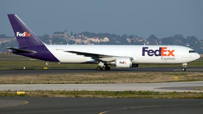 N110FE - Boeing 767-3S2F(ER) - FedEx