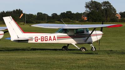 G-BGAA - Cessna 152 - Private