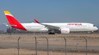 A picture of ECNJM - Airbus A350941 - Iberia - © MartinezRoe7