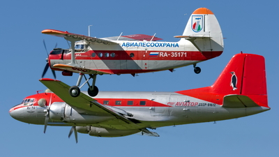 RA-35171 - PZL-Mielec An-2T - Private