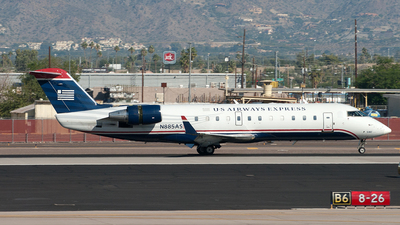 N885AS - Bombardier CRJ-200ER - US Airways Express (SkyWest Airlines)