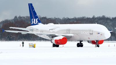 A picture of OYKAO - Airbus A320232 - SAS - © Jevgeni Ivanov