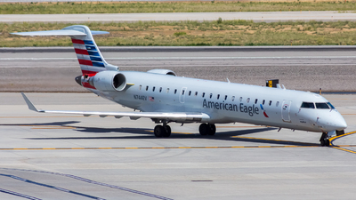 N744EV - Bombardier CRJ-701ER - American Eagle (SkyWest Airlines)