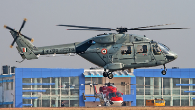 J4057 - Hindustan Aeronautics ALH Dhruv - India - Air Force