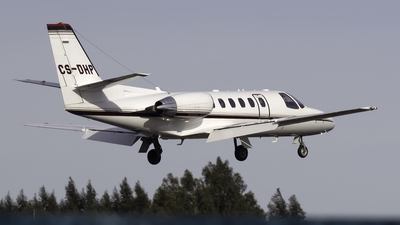 CS-DHP - Cessna 550B Citation Bravo - NetJets Europe