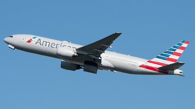 A picture of N783AN - Boeing 777223(ER) - American Airlines - © Gianluca Mantellini