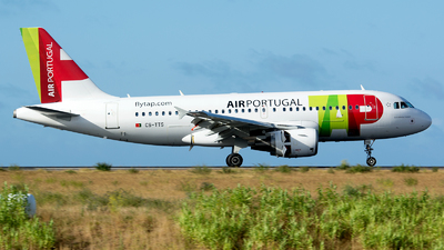 A picture of CSTTS - Airbus A319112 - TAP Air Portugal - © Eduardo Paixão Silva
