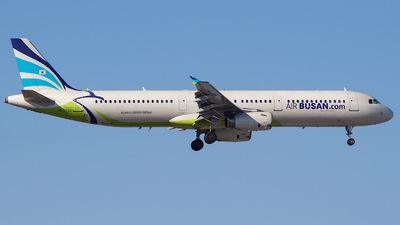 A picture of HL7722 - Airbus A321231 - Air Busan - © KIM MINCHAN