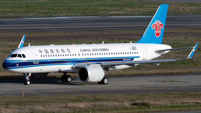 F-WWBJ - Airbus A320-251N - China Southern Airlines