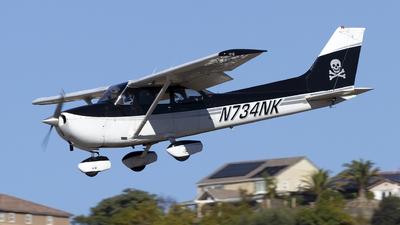 N734NK - Cessna 172N Skyhawk - Private