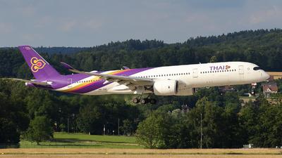 HS-THH - Airbus A350-941 - Thai Airways International