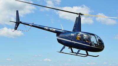 A picture of OKAQK - Robinson R44 Raven II - [11446] - © Kuba Jirasek