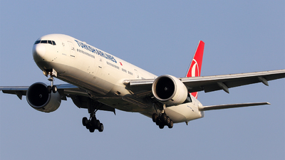 A picture of TCJJN - Boeing 7773F2(ER) - Turkish Airlines - © Unbeliverpool