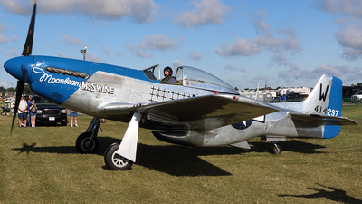 N51VL - North American P-51D Mustang - Private
